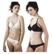 Charnos Misty Full Cup Bra Black 32DD