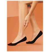 Gerbe Ballerine Feet Protect Black Medium